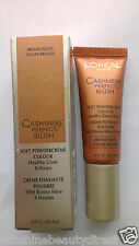 LOreal Cashmere Perfect Blush Bronze Touch
