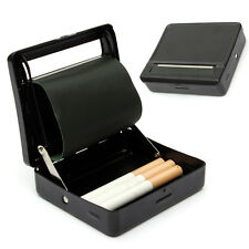 Automatic Rolling Roll Up Machine Tin Box Case Roller Cigarette Smoking