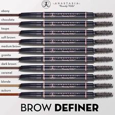 ANASTASIA BEVERLY HILLS Brow Definer / Brow Wiz - DARK BROWN - Brand New