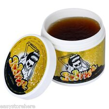 Strong Style Restoring Pomade Slicked Professional Hair Oil Wax Mud for Men