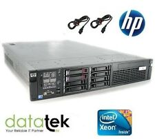HP PROLIANT DL380 G7 2U RACK SERVER 2xE5620 16GB P410i/512MB FBWC, 2 x 72GB HDD