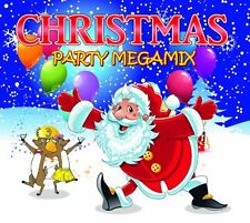 Christmas Party Megamix - Various Artists (NEW & SEALED)