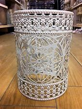 NEW WHITE ART DECOR CUT OUT LIGHT PENDANT SHADE LAMPSHADE LIGHTSHADE ceiling