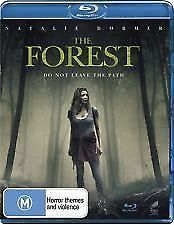 THE FOREST BLU RAY - NEW & SEALED NATALIE DORMER (GAME OF THRONES)