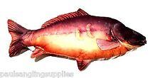 Carp Fishing Fish Shaped  Pillow /  Cushion / Toy  Wide