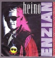 """7"""" Heino Enzian (Dance Acid Version) / Immer wieder 80`s Teldec"""