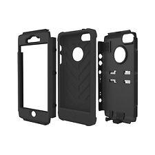 TRIDENT KRAKEN TOUGH HARD SHELL CASE COVER FOR iPHONE 5 / 5S / SE - BLACK