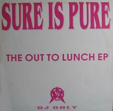 Sure Is Pure ‎– The Out To Lunch EP ( 2 x Vinyl)