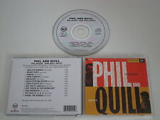 PHIL AND QUILL/PHIL WOODS/GENE QUILL SEXTET(RCA/ND 74405) CD ALBUM
