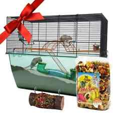Hamster Set Large Cage Accessories Gerbil Home Innovative Habitat Small Rodent