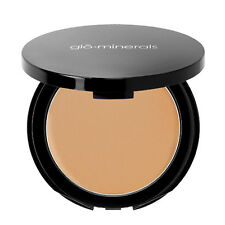 NEW! Glo Minerals Pressed Base Foundation-Honey Light -FREE Shipping-AU Stockist