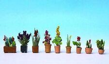 NOCH 14012 Ornamental Plants in Pots 00/H0 Model Railway