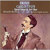 Carlo Yvon: Opera Integrale Per Oboe CD NEW