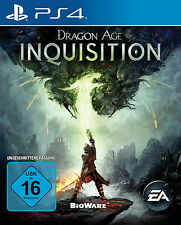 Sony Playstation 4 PS4 Spiel Dragon Age: Inquisition