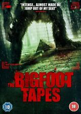 The Bigfoot Tapes R4 DVD New