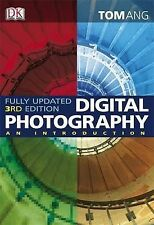 Digital Photography - an Introduction by Tom Ang (Paperback, 2010,free postage)