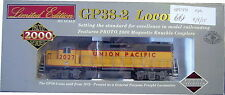 PROTO 2000 HO GP38-2 UP LOCOMOTIVE NEW OLD STORE STOCK CLEARANCE LL30790