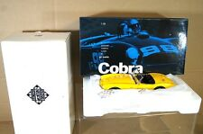 EXOTO 18123 1/18 FORD AC COBRA 260 ROADSTER 1962 PEARL YELLOW RACING LEGENDS nd