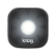 Knog Blinder 1 LED Rechargeable Front Light Black | Fixie Road MTB Bike Bicycle