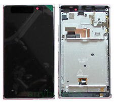 Touch Screen Digitizer + LCD display Screen With Frame For Nokia Lumia 925