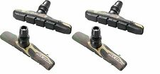 2 x Pairs ACOR Camo V-Brake Pads Bocks Shimano 73mm Mountain Bike MTB Hybrid BMX