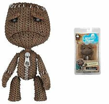 "NECA LittleBigPlanet LBP VIDEO GAME SERIES 1 SAD SACKBOY 5"" ACTION FIGURE"