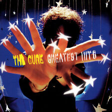 THE CURE - GREATEST HITS: CD ALBUM (2001)