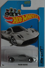 Hot Wheels - Pagani Huayra silbermet. Neu/OVP US-Card
