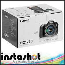 Canon EOS 6D 20.2MP Digital SLR Camera - WG Version WiFi/GPS