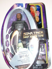 Star Trek DS9 - Soldiers of the Empire Lieutenant Commander Worf NEW IN BOX