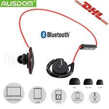 Ausdom Marke drahtloses Bluetooth Sport Stereo-Kopfhörer Headset W/Mic In-Ear DE