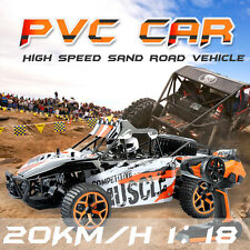 4WD 2.4G High Speed Radio Remote Control RC RTR Buggy Car Road Racing Gift