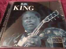 B.B. KING Blues You Can Use 2000 CD Album POST FREE