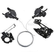SRAM X4 Bike Groupset X4 Front & Rear Derailleur X4 Shifters 3x8 Speeds
