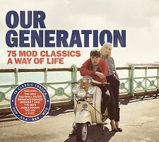 OUR GENERATION - VARIOUS ARTISTS: 3CD ALBUM SET (2015) - Free Standard Delivery