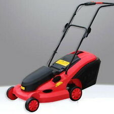 """CLEARANCE SALE! 24V DC 350W 14"""" Cordless Rechargeable LawnMower Electric M Mower"""