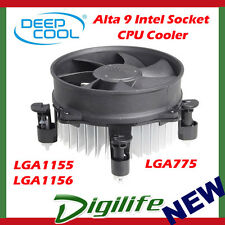 DeepCool Alta 9 Intel Socket CPU Cooler for INTEL LGA1151, 1150, 1155, 1156, 775