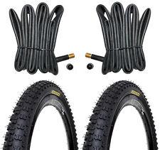 2x Kenda Fahrradreifen 20 Zoll Reifen 20x1.75 47-406 inkl. 2 x Schlauch mit AV.