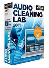 MAGIX Audio Cleaning Lab 2014 - NEU & OVP