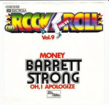 "7"" Single Barrett Strong Money / Oh, I Apologize 70`s Tamla Motown (Oldie)"