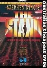 The Stand DVD NEW, FREE POSTAGE WITHIN AUSTRALIA REGION 4