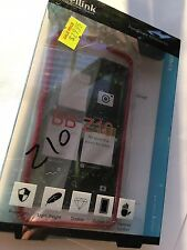 BlackBerry Z10 Fitted TPU Flexible Case Cover in Red TPU5862RD by Cellink Br/New