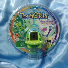 TamaWalkie *Sealed* Green - Bandai Rare Tamagotchi Virtual Pet Pedometer