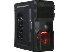 COUGAR MX200 Black ATX Mid Tower Computer Case Standard ATX PS2 (optional) Power
