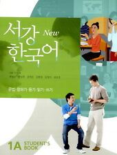 Sogang Korean Series 1A Student's Book + CD and Grammar & Vocabulary Supplem