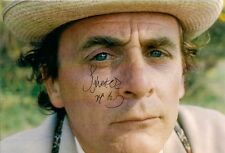 SYLVESTER McCOY 7th SEVENTH DR WHO SIGNED AUTOGRAPH 6 x 4 PRE PRINTED PHOTO SYL