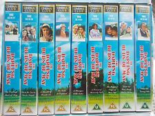 DARLING BUDS of MAY-Complete Series 1-3 on 9 VHS Video Box Set