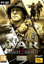 Men of War Assault Squad 2 [Deluxe Edition] (PC-DVD) NEW SEALED