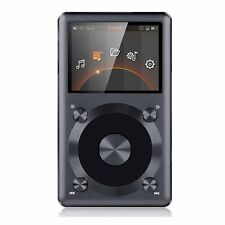 FiiO X3 II 2nd Gen Portable High-Res APE FLAC WMA WAV DSD Audio Player Black