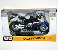 Maisto - BMW S1000RR - Motorcycle Model Scale 1:12